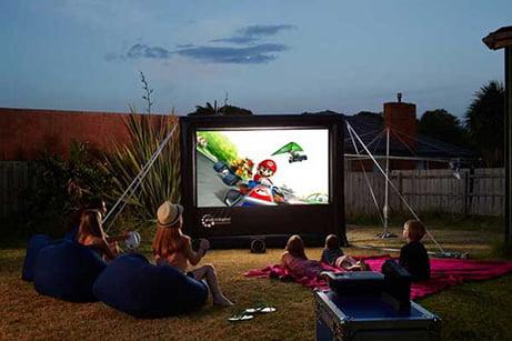 Portable Cinemas